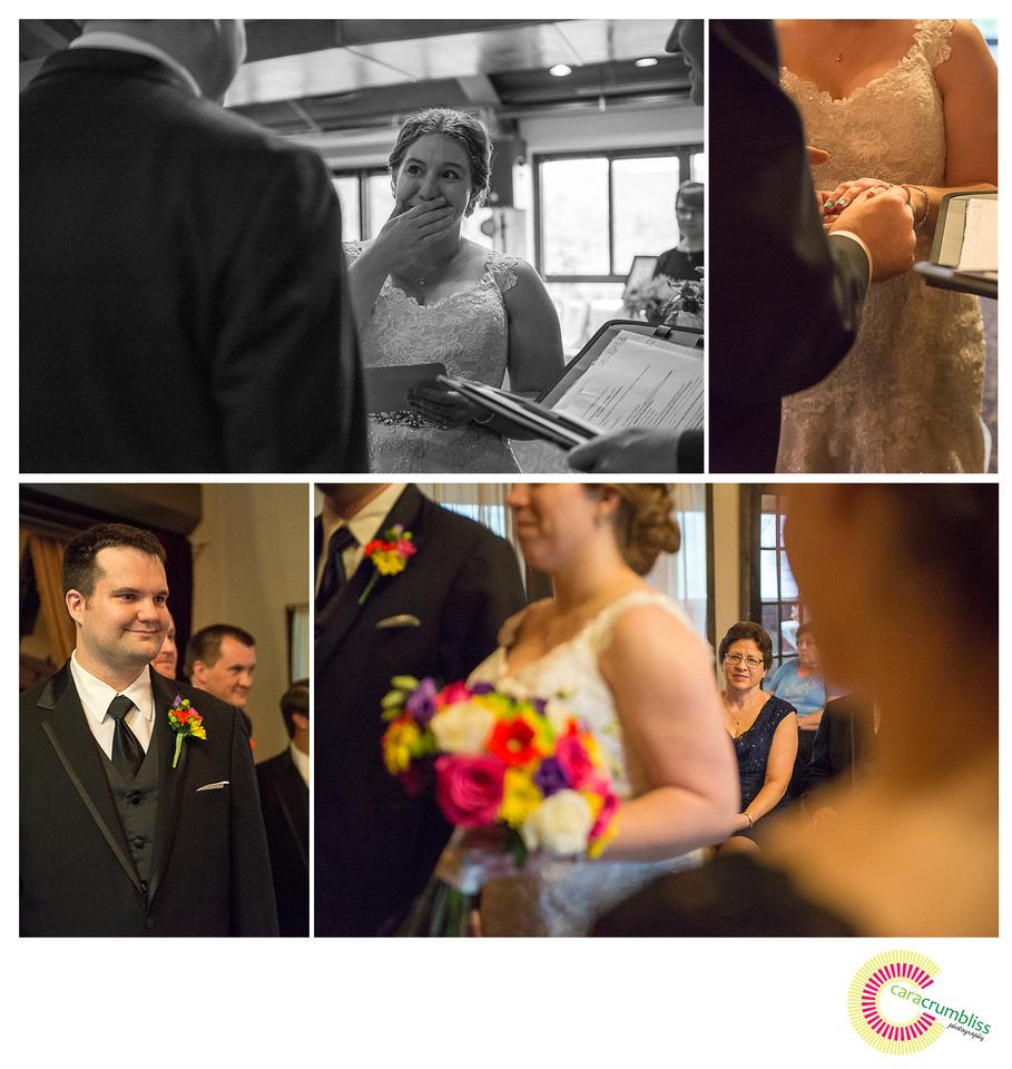 Steve and cara wedding
