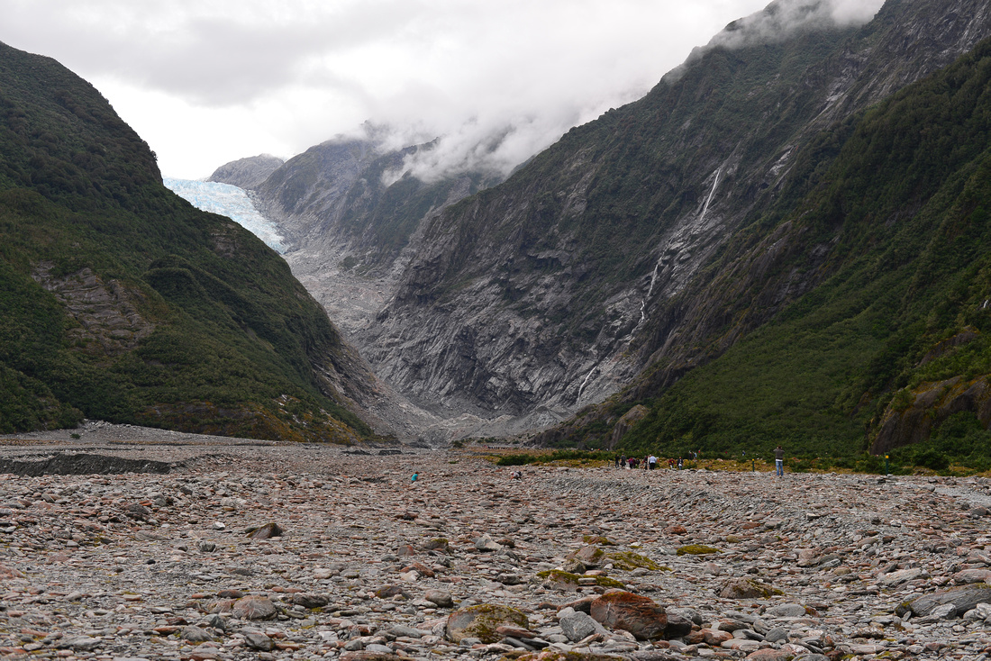 Franz Josef Glacier, South Island